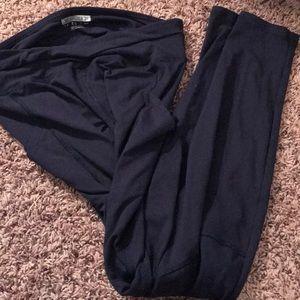 Forever 21 leggings with pockets